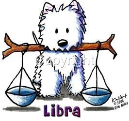 Libra Westie