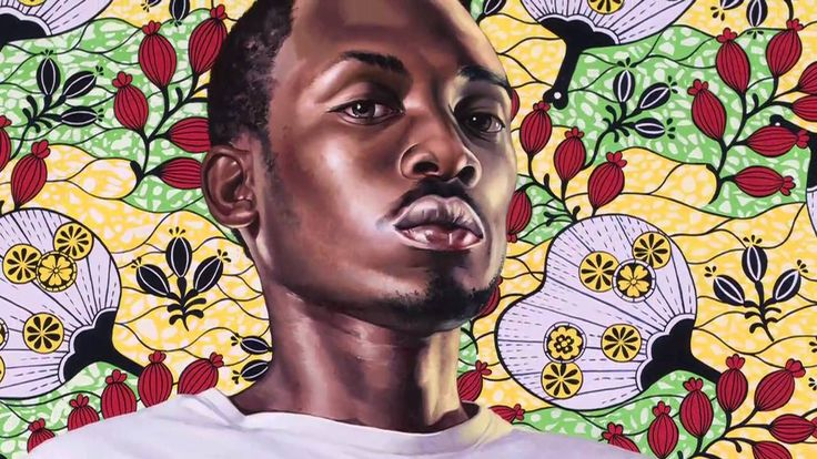 Kehinde Wiley, The World Stage France, Galerie Daniel Templon, Paris