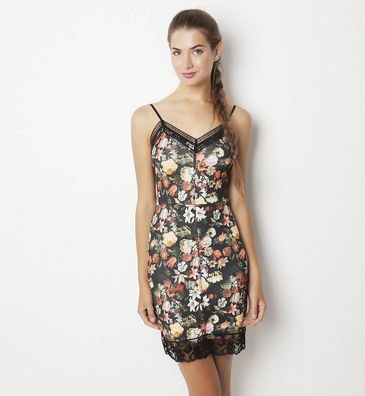 Floral dress 22.99E