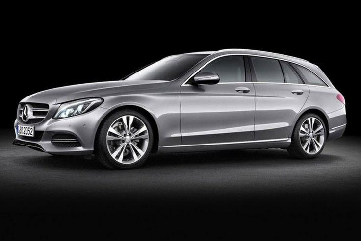 2015 Mercedes-Benz C-Class Wagon Revealed