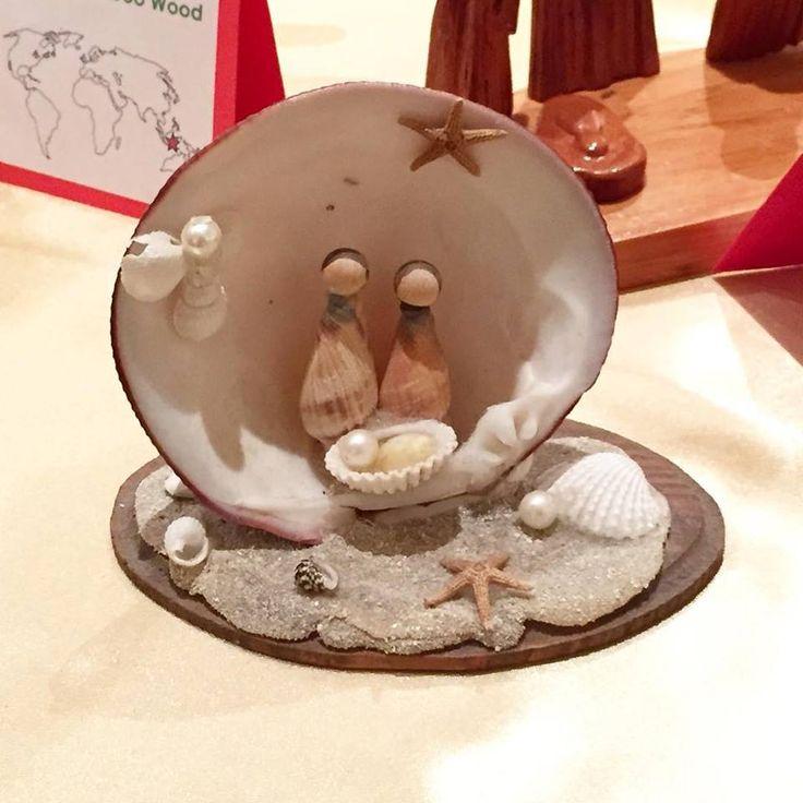 Shell Nativity
