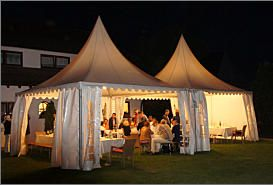 Partyzelte Pagoden Zelte Zeltverleih 66484 Riedelberg Hochzeit Geburtstag Firmenfeier Event