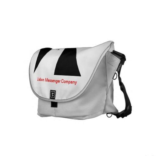 Lisbon Messenger Company Bag Commuter Bag