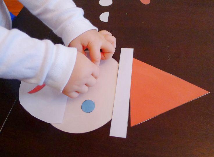 Wczesna edukacja Zosi. Świat Zosi w pigułce.: DIY
