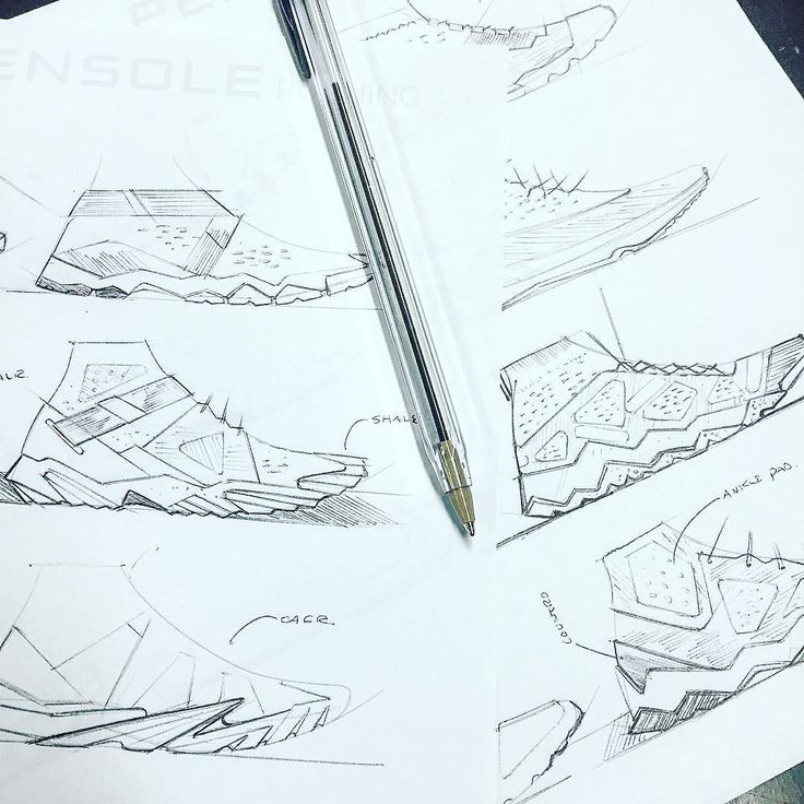 Feel kinda dumb for not submitting an entry for the WSC. So I'm back at it vowing to apply to all @pensole_academy future classes and contests. #pensole #industrialdesign #designer #footwear #footweardesign #sketch #sketching #sketchaday #sketchbook #shoes #shoe #pen #render #remdering by thependentive