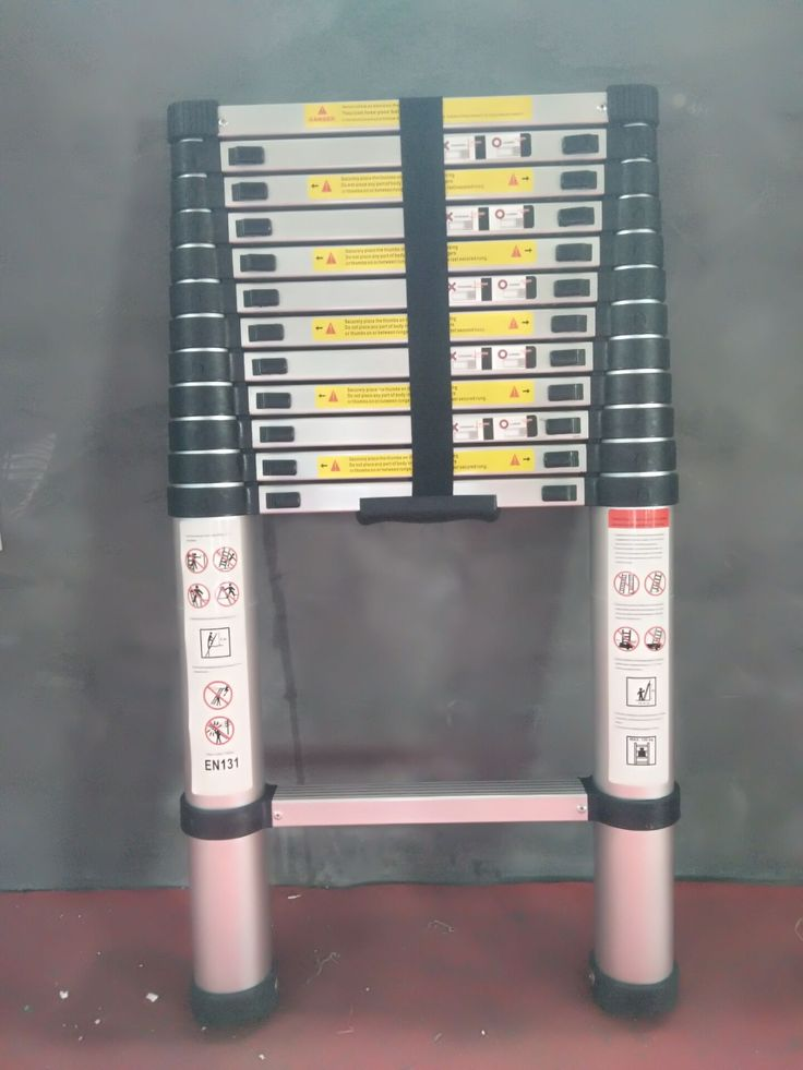ombination ladder with small hinges Material:Aluminum