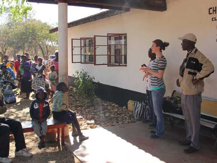 My name is Marjie Heier.  I'm a board certified family practice physician practicing in rural Zambia.
