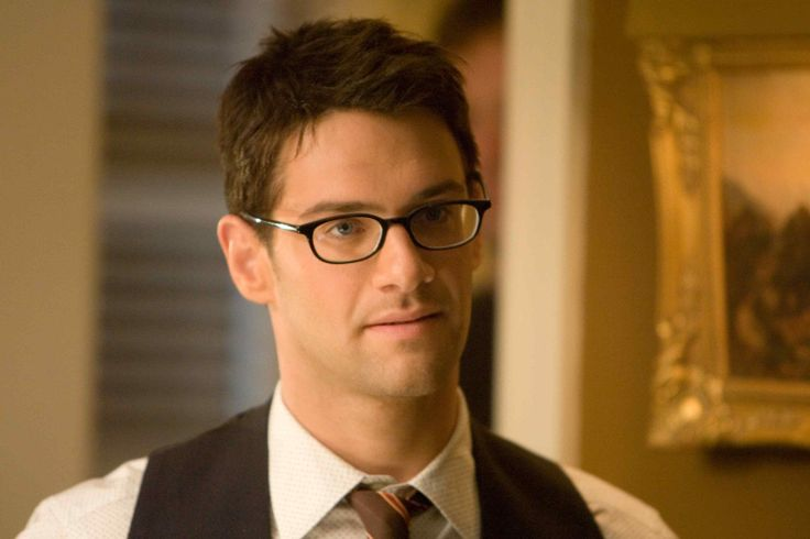 Mr. Riley Poole from National Treasure! If only he were real, if so I'd marry him ;)