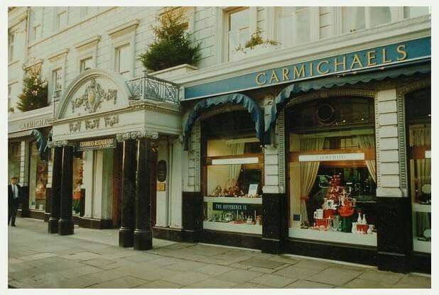One of the poshest shops in Hull