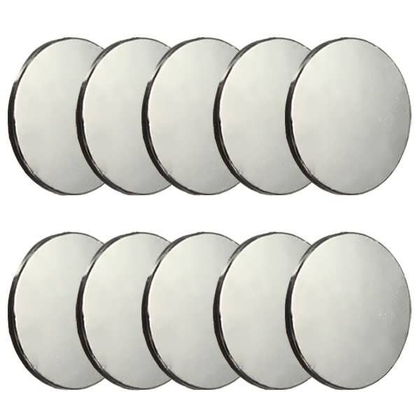 Magnetsis available now from ourUSwarehouse  Free shipping to US in3-6business days Ship to Canada,Brazil in7-10days in US warehouse 10pcs 20mm x 2mm Disc Rare Earth Neodymium Super strong Magnets N35         Description: Super Strong...