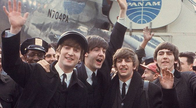 How The Beatles Changed History in 1964