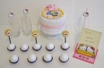 Hello Kitty April Shower party http://www.luvavenue.com