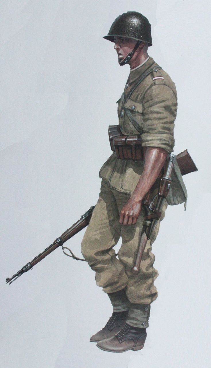Day reenactment ww ii pictures pinterest - Polish Soldier Wwii Pin By Paolo Marzioli
