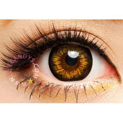 Shop our large selection of brown & hazel color contact ...