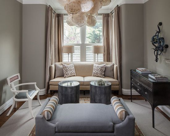Transitional Family Room By Samantha Friedman Interior Designs