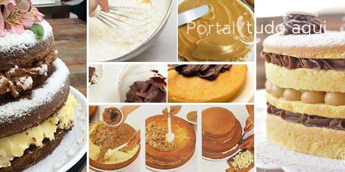 Aprenda a fazer as melhores receitas de glacê para confeitar bolos e ter o bolo de aniversário ou festa perfeito! Dos clássicos aos mais populares e mais pedidos, todos os mais saborosos e que vão deixar o seu bolo ainda mais gostoso!
