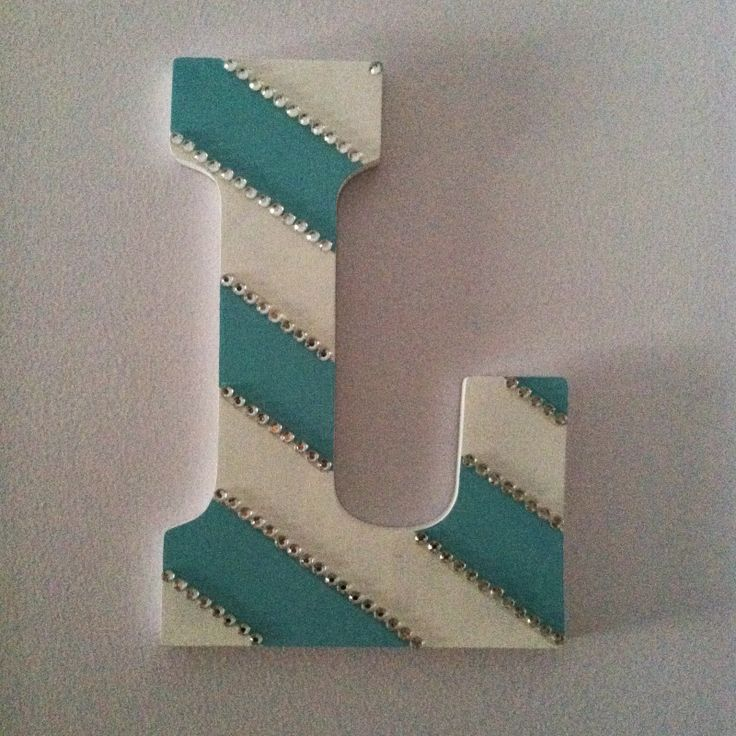 Best 25 wooden monogram letters ideas on pinterest for Diy monogram gifts