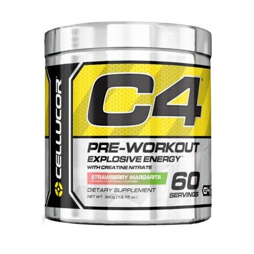 Mic's Body Shop Angebote CELLUCOR C4 390g/Strawberry MargheritaIhr QuickBerater