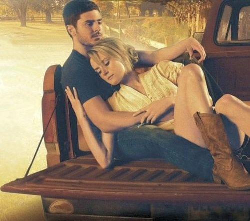 The Lucky One Efron & Schilling