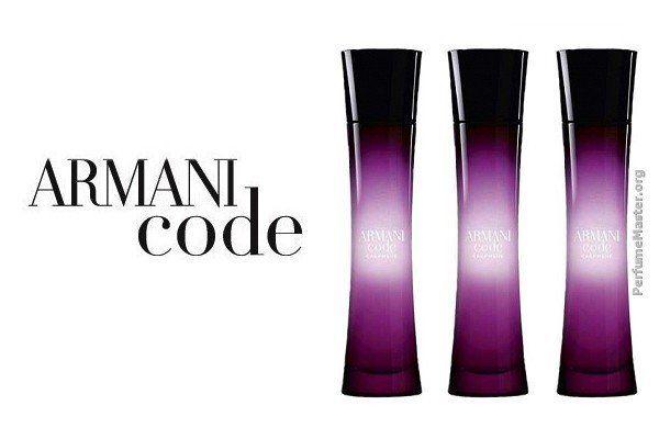 Giorgio Armani Code Cashmere Perfume - PerfumeMaster.org