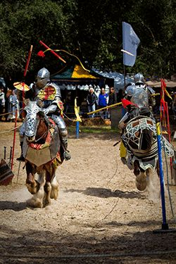 Michigan Renaissance Festival. I used to LOVE going to this in the fall. It was a mark of the seasonal change.