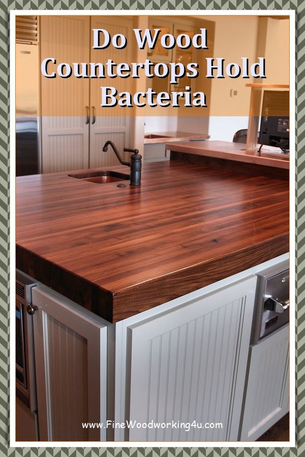 Pin On Wooden Counter Tops