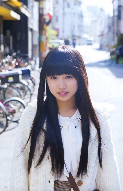 髪のアクセサリーが素敵な小林愛香さん