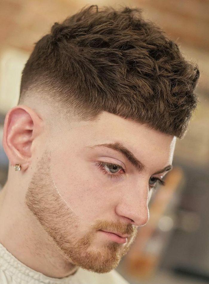 Frisuren herren strahnen
