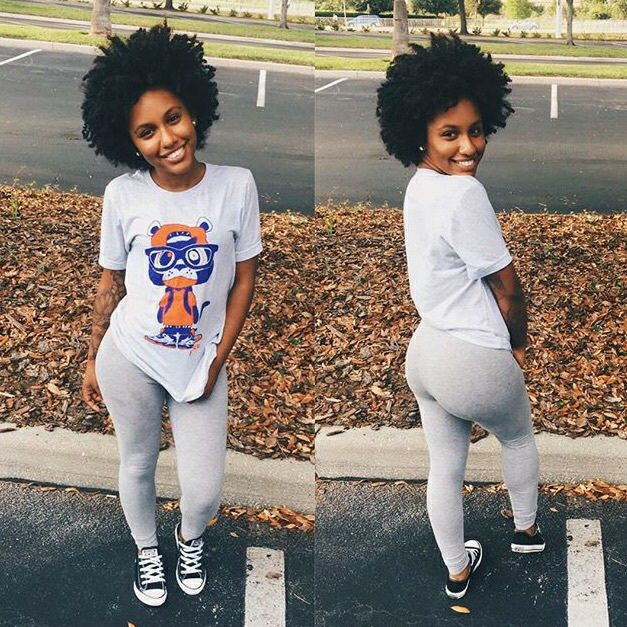 Natural Black Girl Fashion: Https://www.youtube.com/c/QueenKeema (With Images)