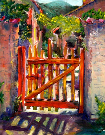{red gate} claire filz....would be great in a french rustic kitchen