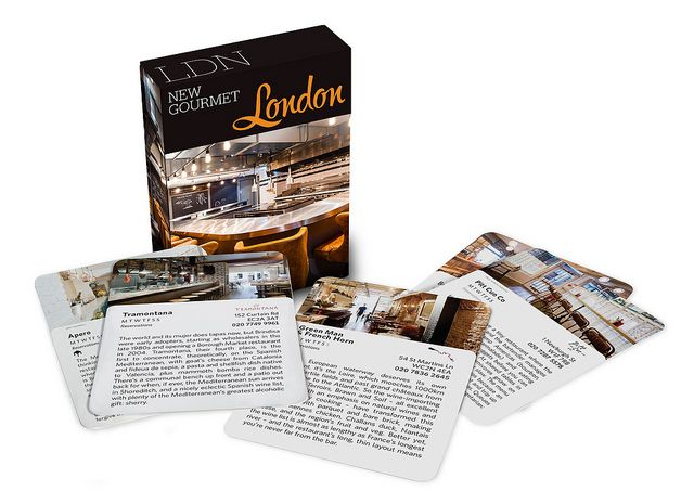 New Gourmet London, part of the New Gourmet Guide series. ISBN 9781921074219 Out now in bookshops, on Amazon UK and in the iTunes store. A guide to 52 of the best new restaurants in London written by Nina Caplan.