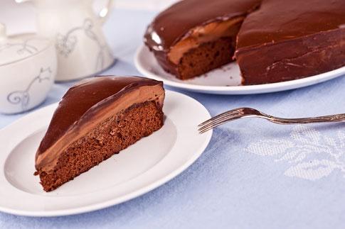 Pařížský dort.