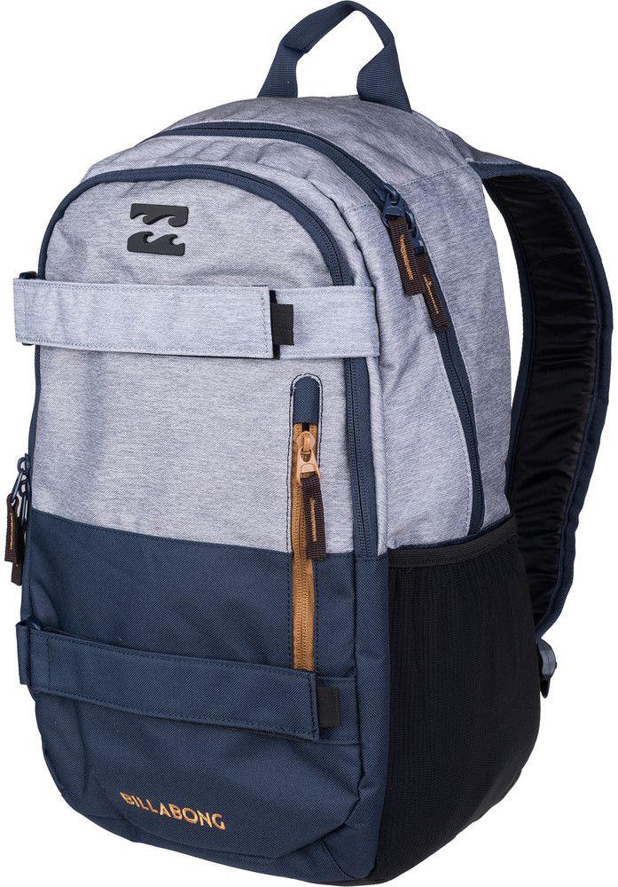 Billabong No-Comply - titus-shop.com #Backpack #AccessoriesMale #titus #titusskateshop