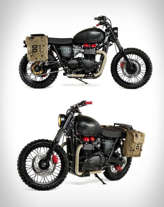 Triumph Bonneville Venom » Design You Trust. Design, Culture & Society.