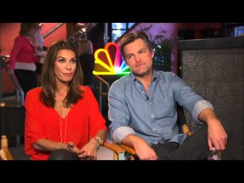 Days of Our Lives: Kristian Alfonso & Daniel Cosgrove 49th Anniversary Event Interview - YouTube