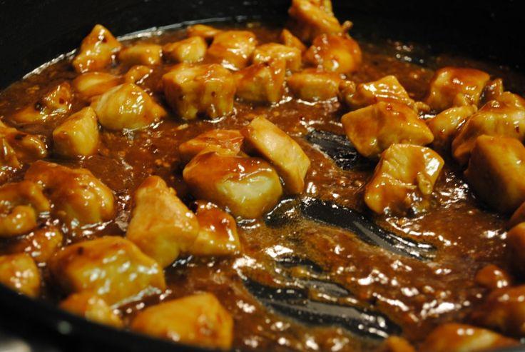 Spicy Peanut Chicken… | Juanita's Cocina