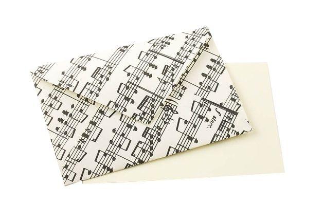 Più - Busta e Biglietto Bianco Fatti con Carta Tassotti - un prodotto unico di DressYourGift su DaWanda