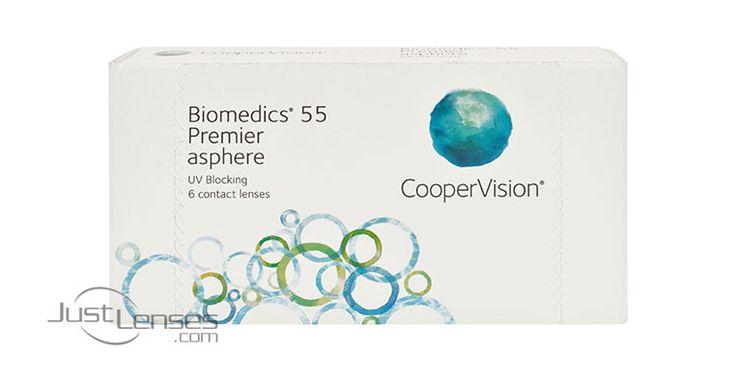 Flextique 55 Premier: Flextique 55 Premier is a store brand version of the Biomedics 55 Premier lens sold under an alternative name by a… #DiscountContactLenses