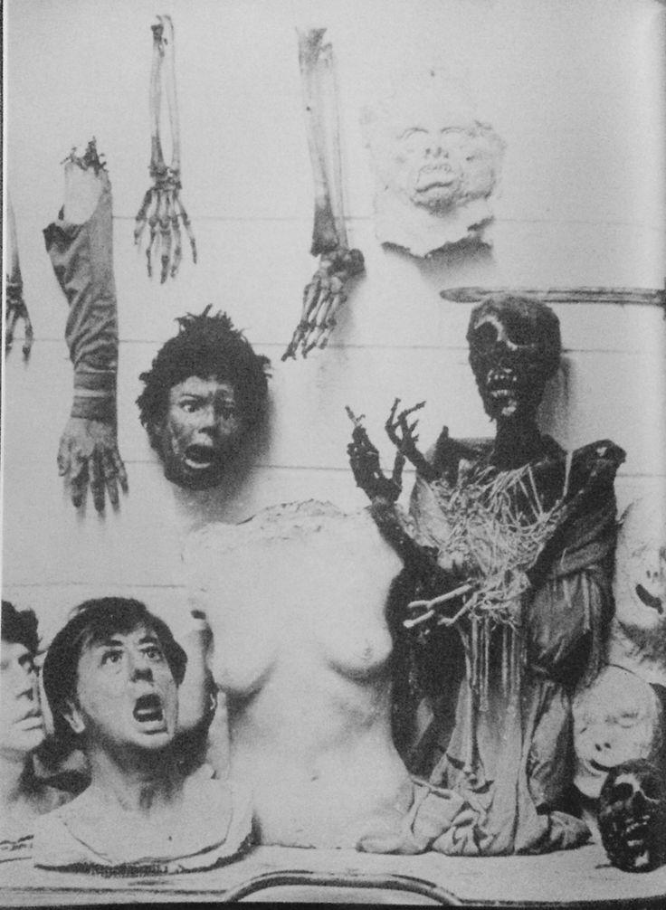 Tom Savini's studio (1981)