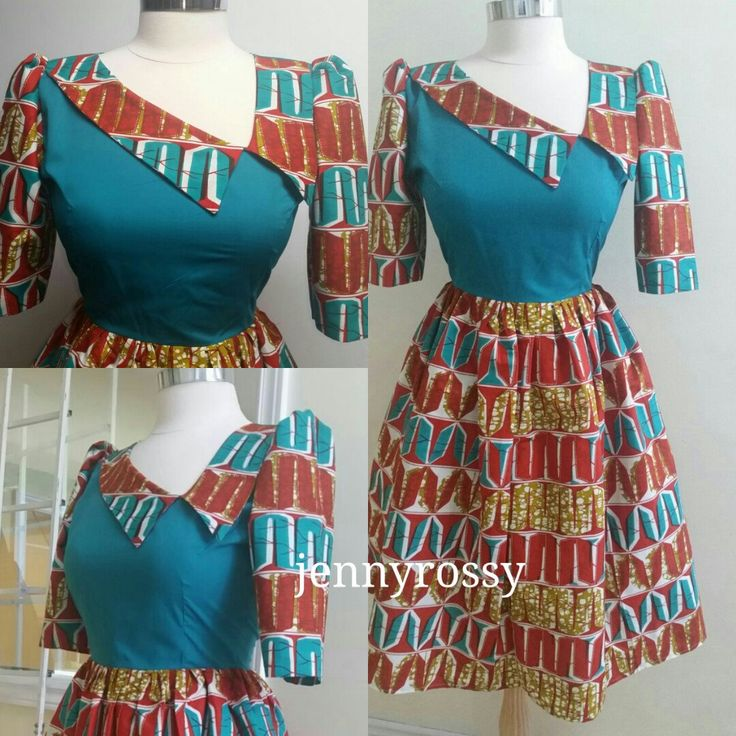 African print dress Ankara gown                                                                                                                                                                                 More