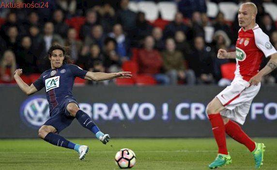 Puchar Francji: Paris Saint Germain lepsze od AS Monaco. Glik i Krychowiak nie grali