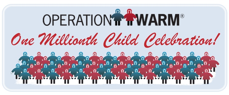 Operation Warm - Donate a Coat Today!