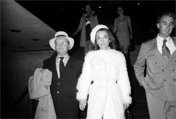 Truman Capote with Lee Radziwill 1969