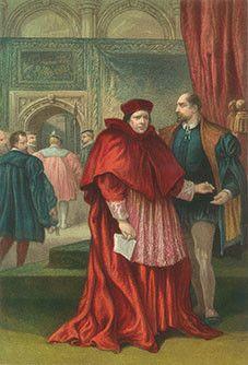 King Henry the Eighth, Act III, Scene 2