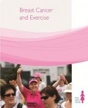 Breast Cancer and Exercise booklet has been designed to help women diagnosed with breast cancer to exercise regularly, and contains information on the benefits of exercise, the amount of exercise recommended for women diagnosed with breast cancer, practical strategies to stay motivated, and an exercise diary to keep track of your achievements. The booklet also contains information on diet and weight loss.