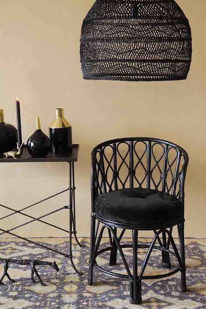 Buy Nd Order Now Bamboo Chair Black Bamboo Seat Pads