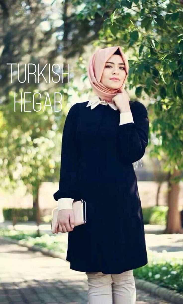 Turkish hijab / hegab / head scarf