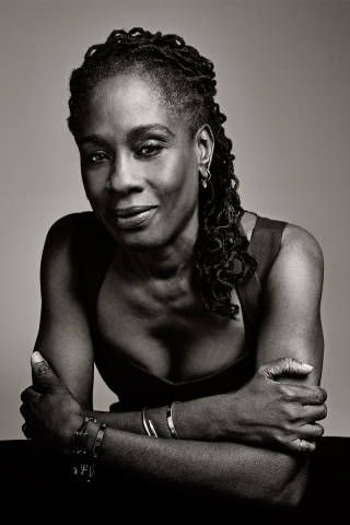 Chirlane McCray Profile - Chirlane McCray Interview - ELLE Met her in person- so caring and so lovely!