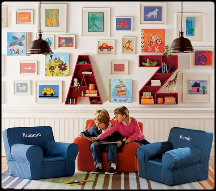 22 best playroom images on pinterest kid rooms playroom ideas and playroom organization - Fun cool room painting ideas for bedroom remodeling theme to get rid of boredom ...
