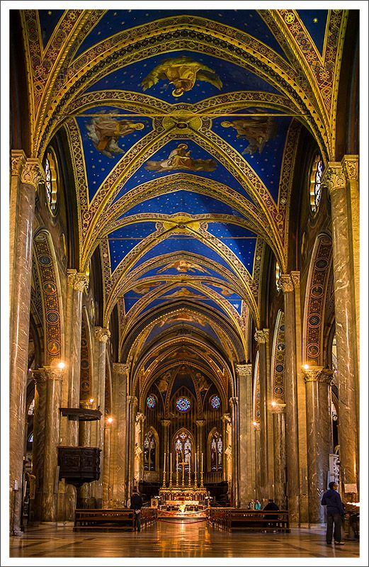Santa Maria sopra Minerva, Rome